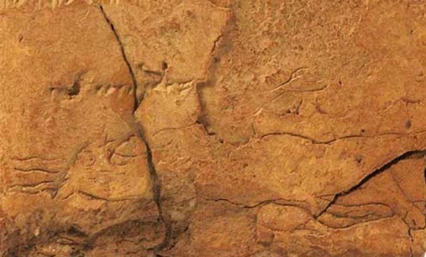 На древней ассирийской табличке нашли изображение «демона эпилепсии»